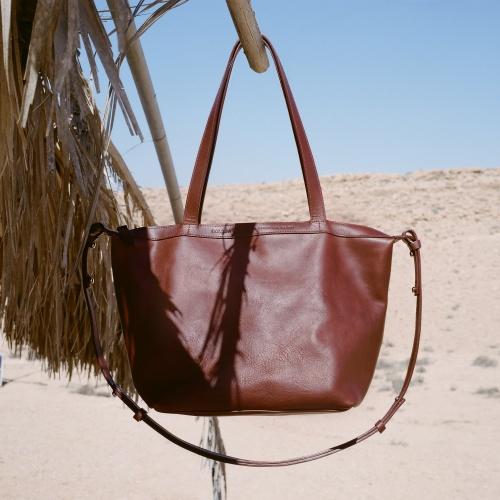 Ima bag M, brown
